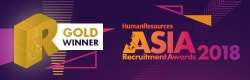 Asia Recruitment Awards 2018
