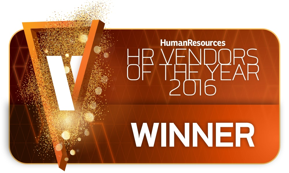 HR Vendors of the Year 2016