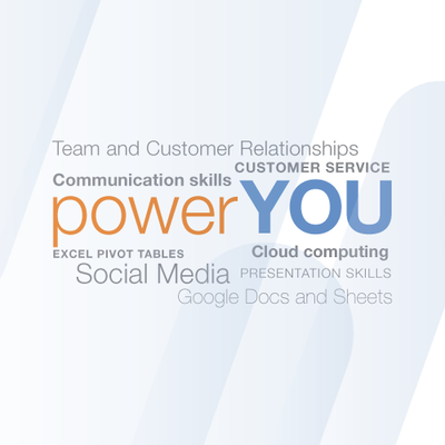 Career Resourcess , powerYOU banner